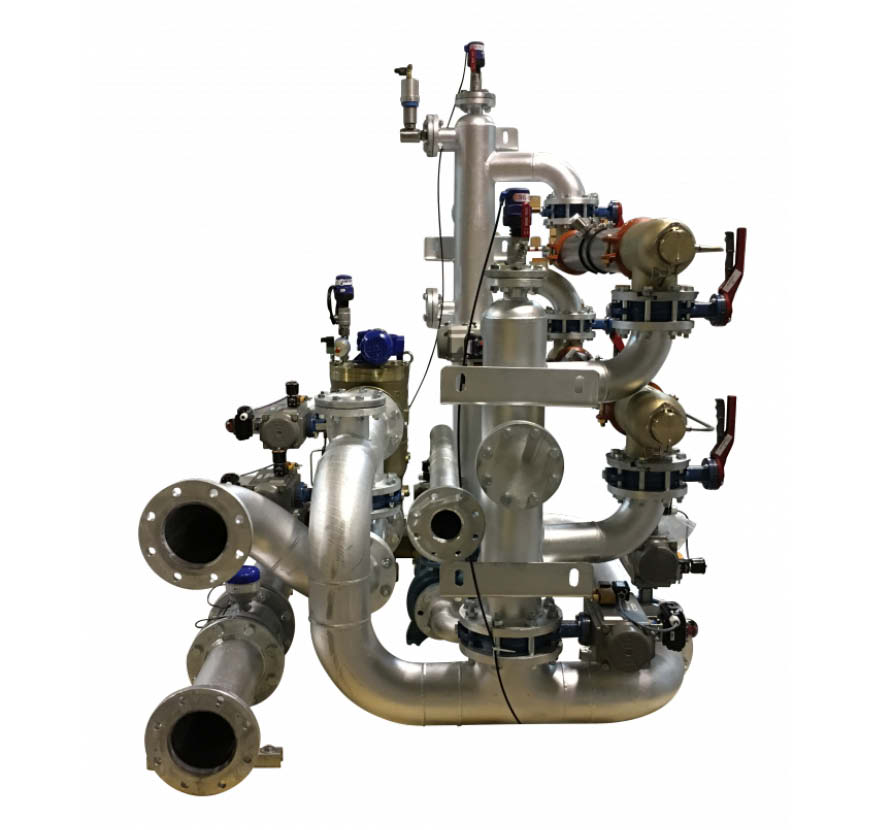 modular ballast water treatment system